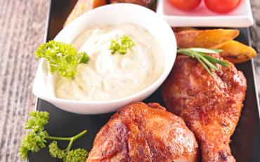 Pilons de poulet marinés à la sauce aigre-douce
